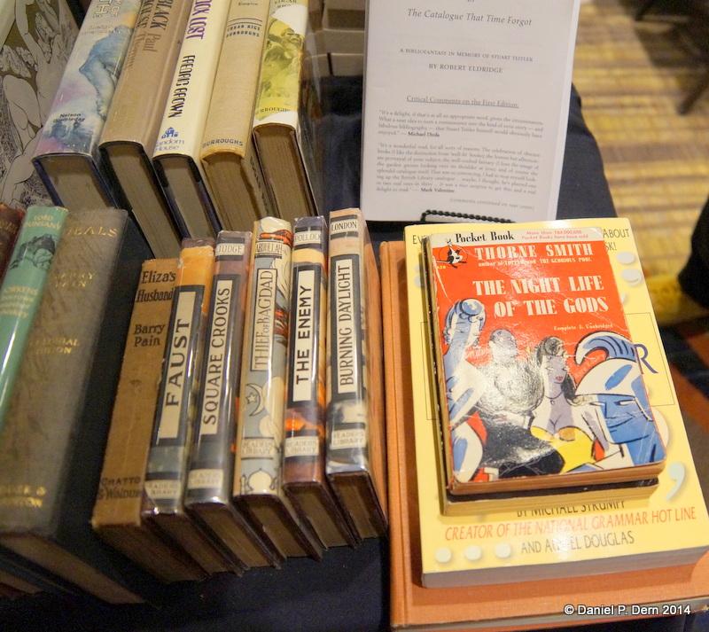 Dern-Readercon2014-DSC02032-Books-ThorneSmith