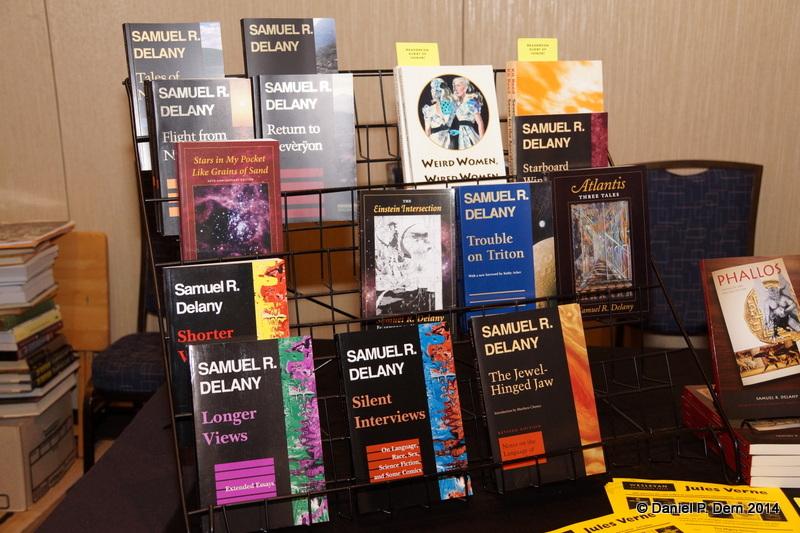 Dern-Readercon2014-DSC02078-WesleyanPress-DelanyBooksGaloe