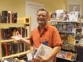 Dern-Readercon2014-DSC02153-MichaelSwanwick-buyingbooks