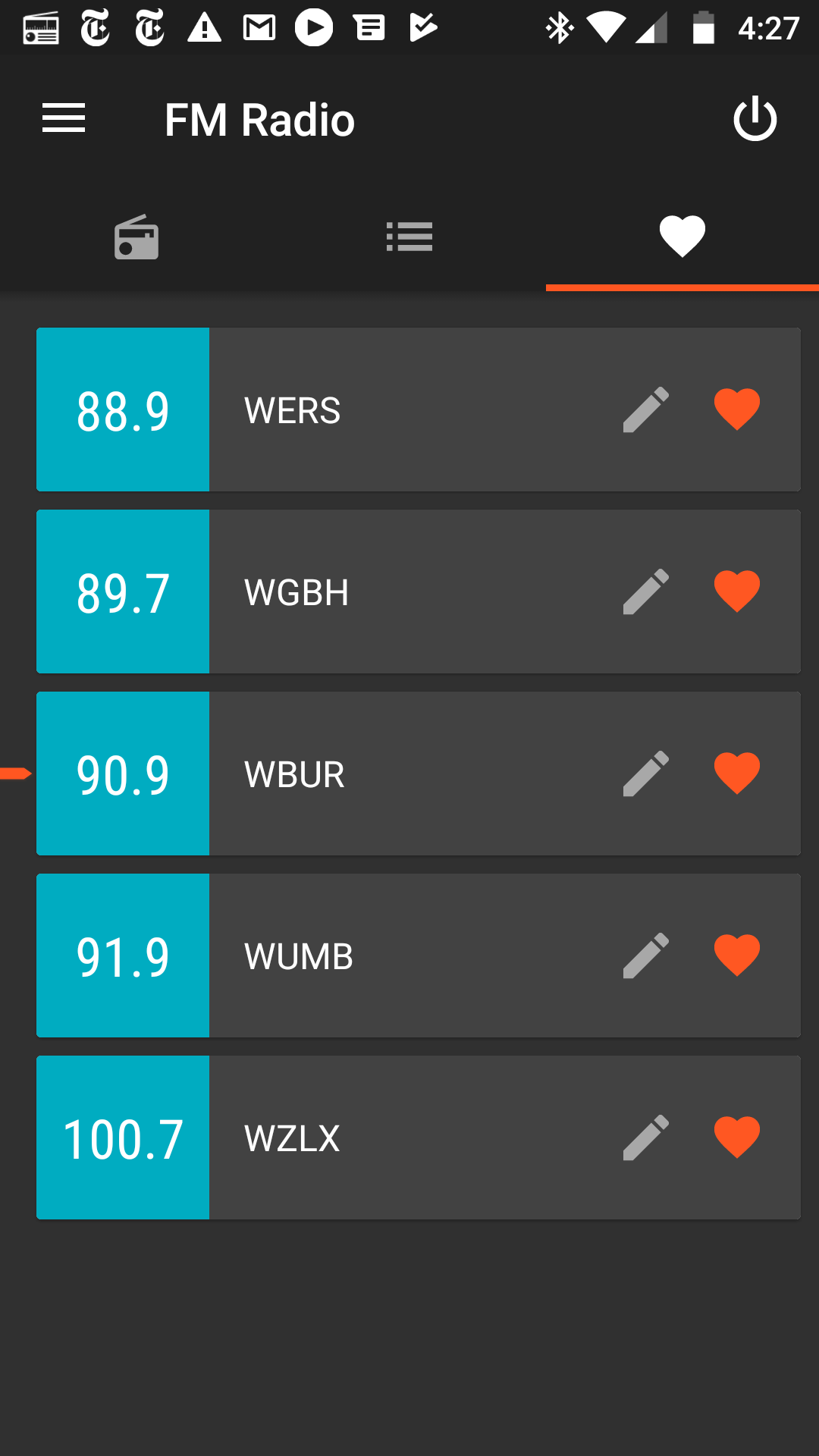 Using My Smartphone Like An Fm Transistor Radio Success And Some One Moto App Favorites